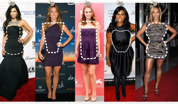 Celebrity Body Shape - YouBeauty.com