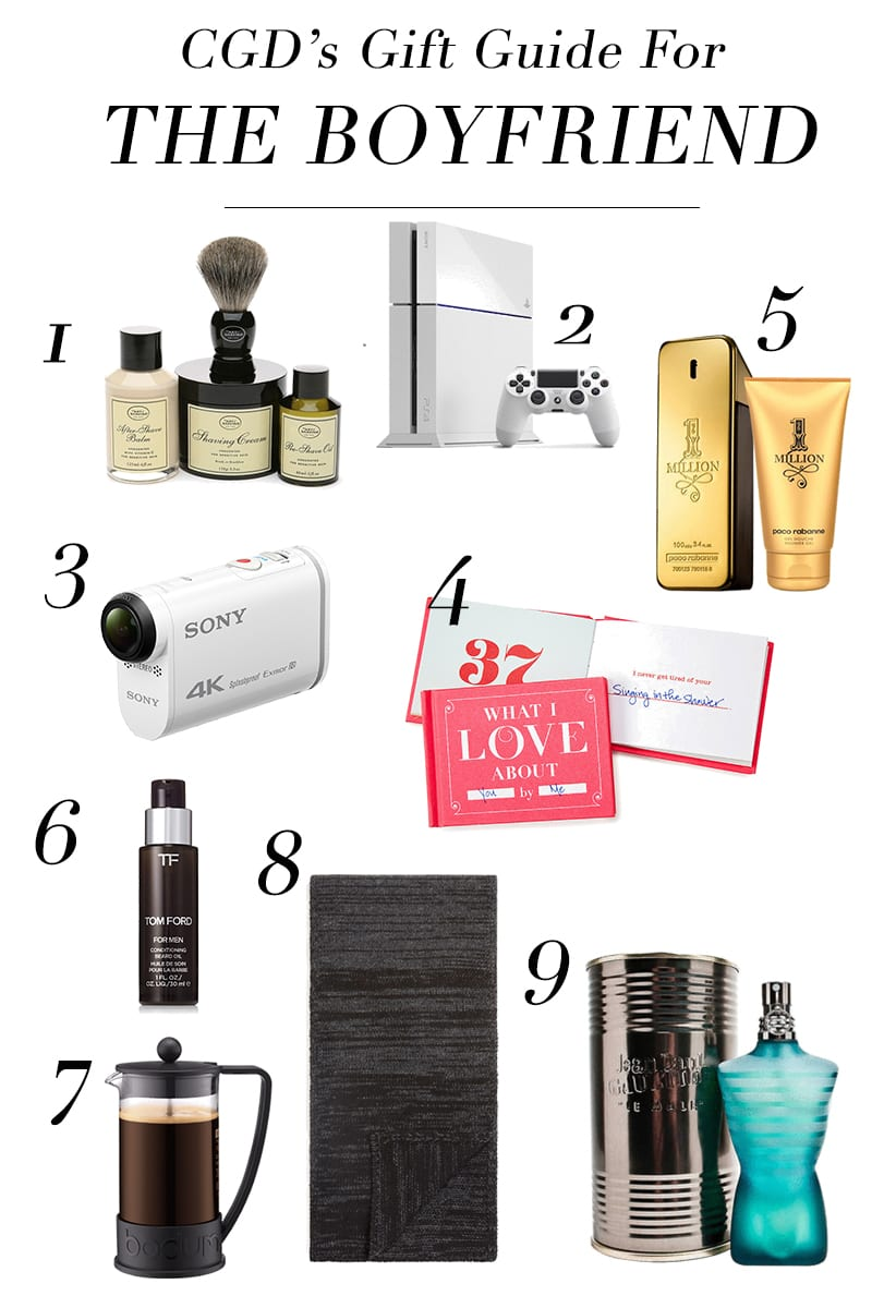 9 Amazing Gifts To Get Your Boyfriend This Christmas | Career Girl ...