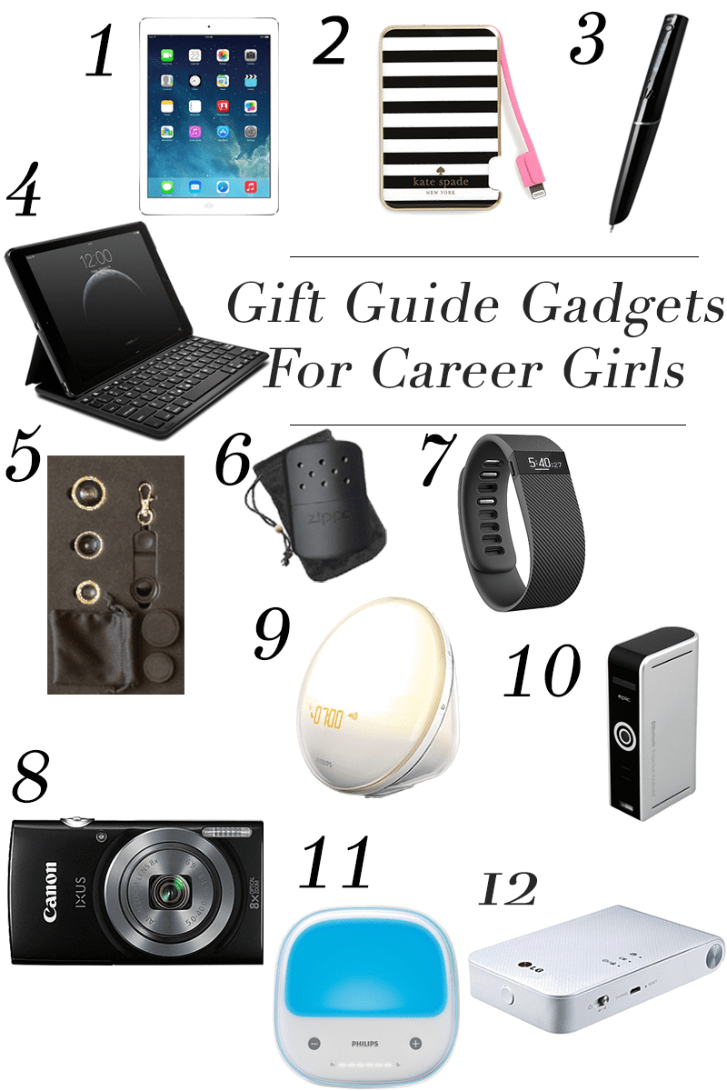 Gift Guide Musthave Gadgets For Career Girls Career Girl