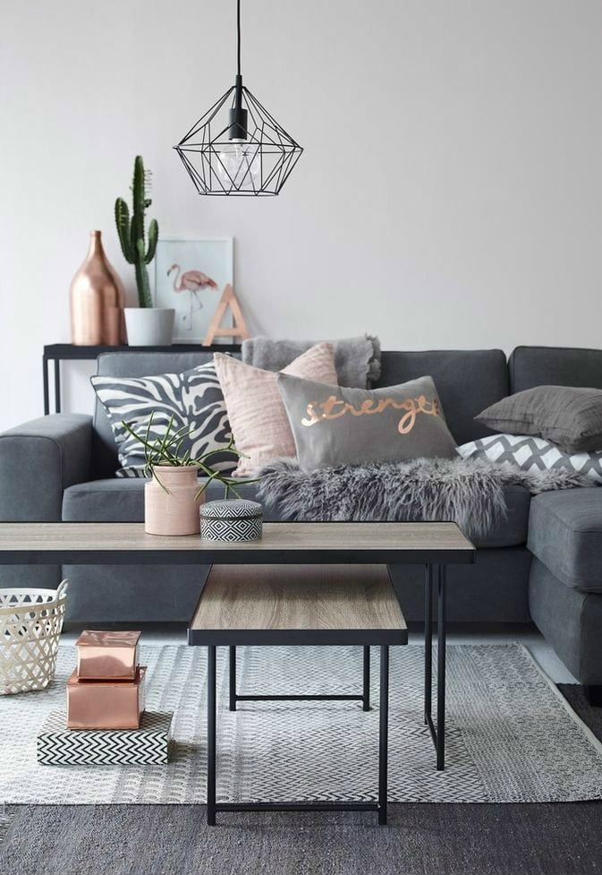Help Me Design My Living Room: 6 Instant Updates That Will Make Your House A Home
